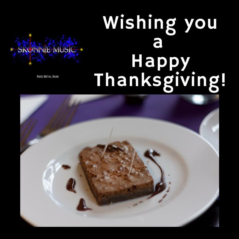 Skonnie Happy Thanksgiving